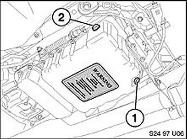 How Do I Check The Transmission Fluid In A 1998 328i What Causes