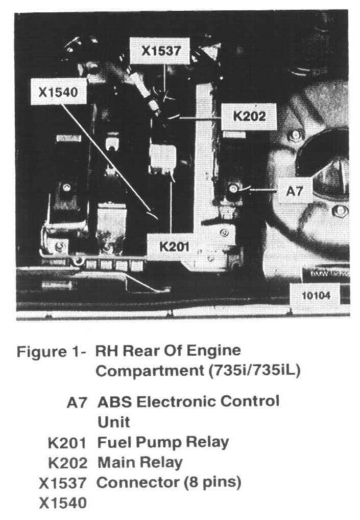 88 Bmw 735i Bad Fuel Pumpchanged Pump Wont Run Unless I Rhjustanswer: 1988 Bmw 735i Fuel Filter Change At Gmaili.net