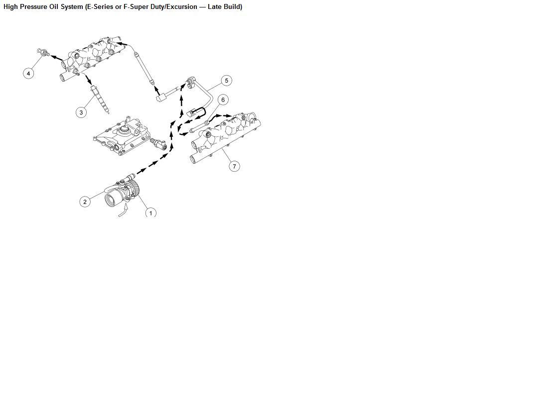2004 ford f250 tbc fault