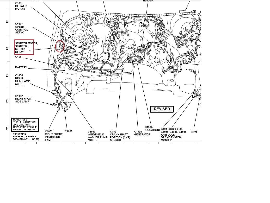 My 2001 F350 7 3 Powerstroke Won T Turn Over I Ve Taken
