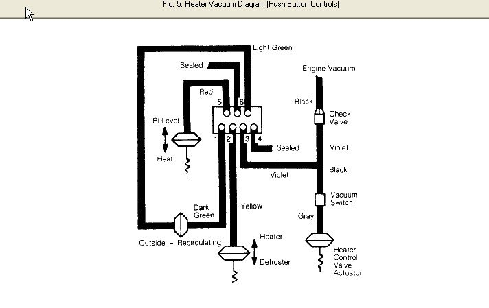 B F as well C A C also Dodge Durango Engine Diagram Dodge Dakota Wiring Diagrams Pin Outs Locations X furthermore  besides Original. on dodge ram vacuum diagrams