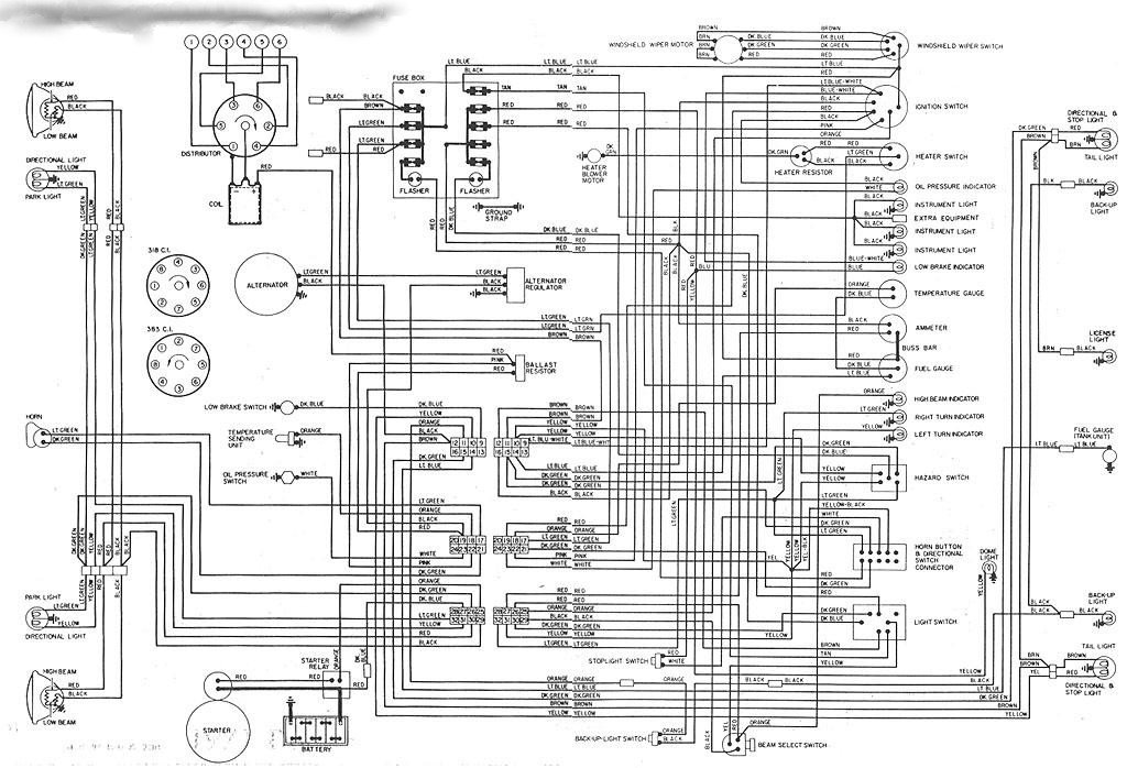 1989 dodge d150 wiring diagram 1989 dodge dakota wiring