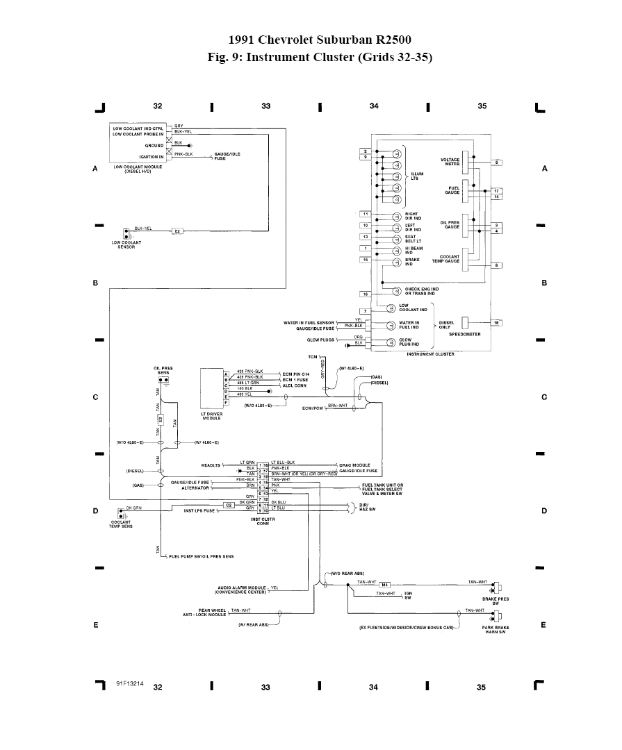 Tbi Wiring Diagram 1991 Dodge Another Blog About Gm Conversion 28 Images Sel
