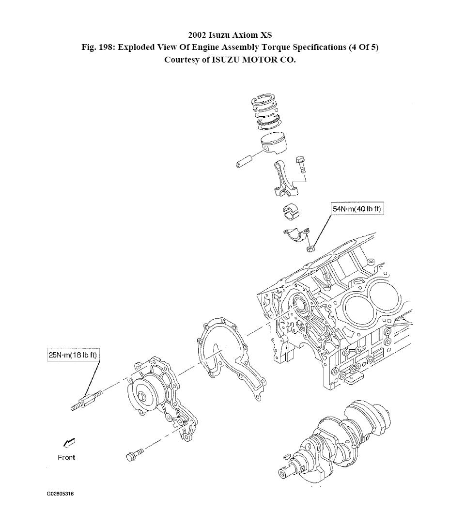 2002 Isuzu Axiom Engine Diagram Opinions About Wiring 2004 Fuse Box Location Serpentine Belt Imageresizertool Com Rodeo 35 Firing