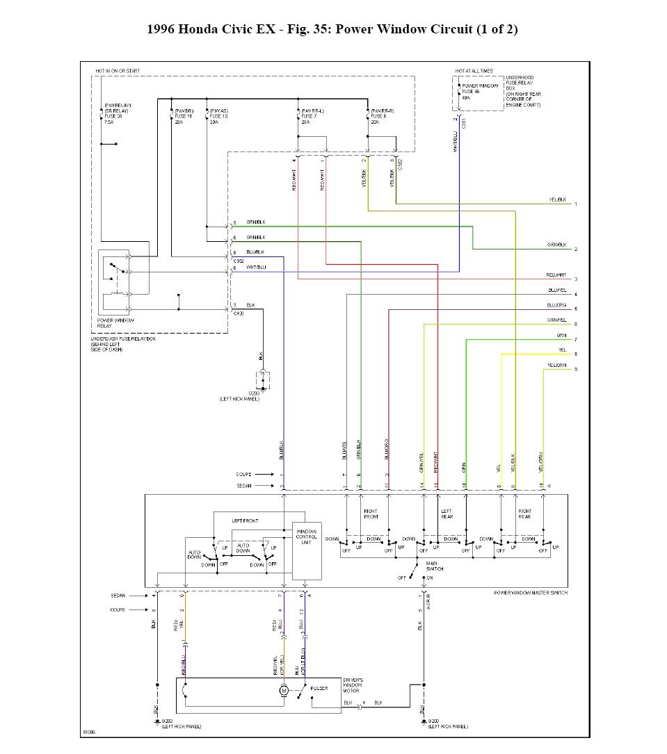 96 Honda Civic Power Window Wiring Diagram from www.justanswer.com
