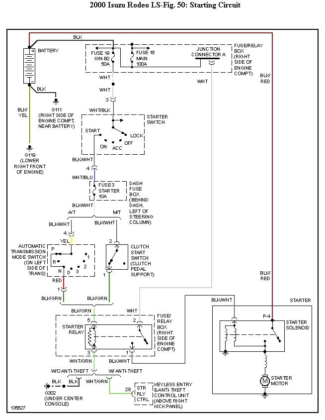 wiring holden rodeo engine diagram 4jj1 starter full hd