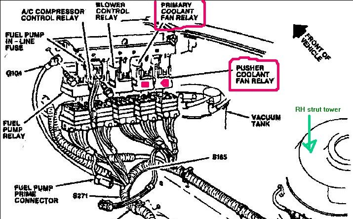 service manual  1995 buick century ac blower removal