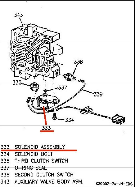 p0743 dtc torque converter clutch circuit electrical