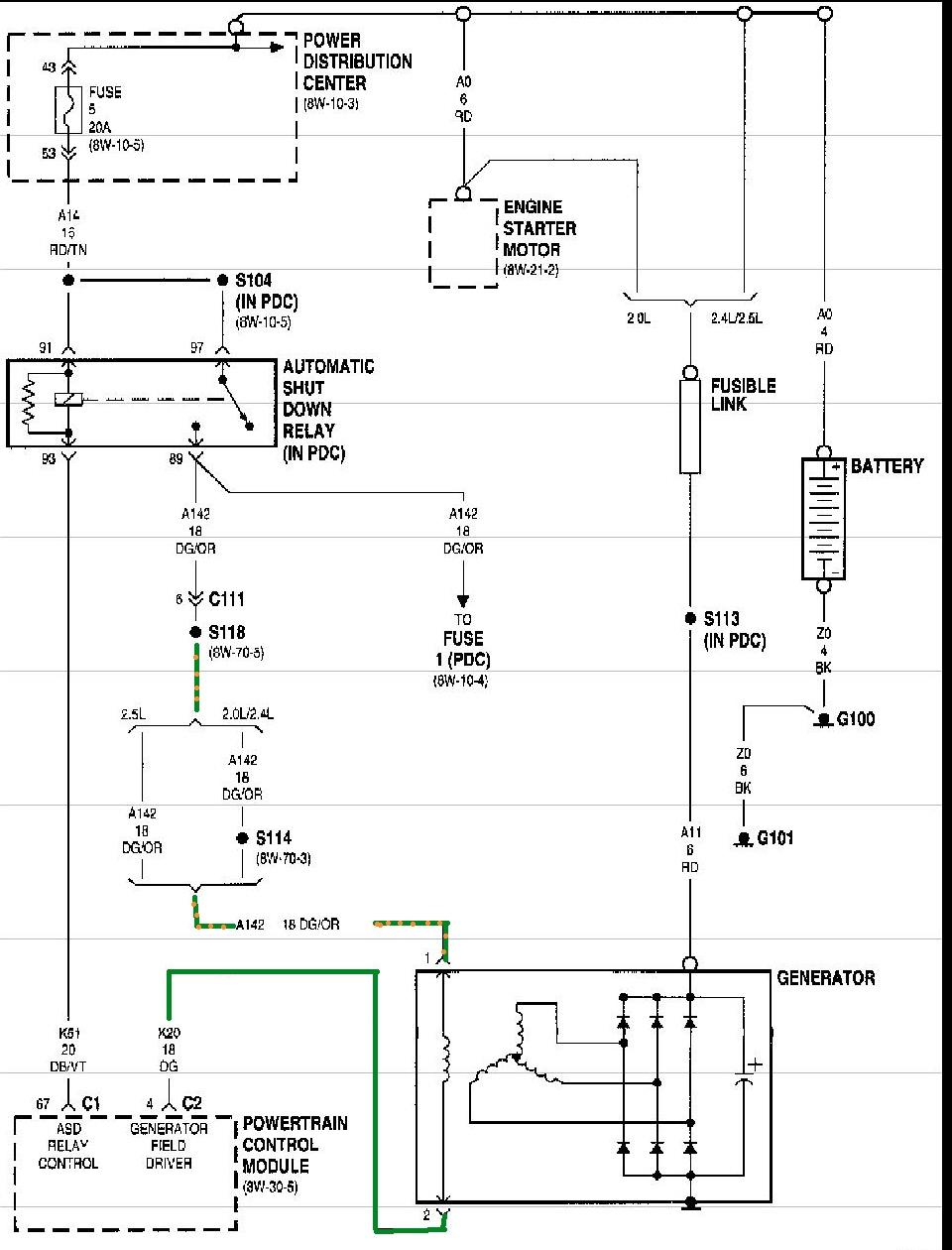 Alternator Wiring Diagram Ford Ranchero Get Free Image About Wiring