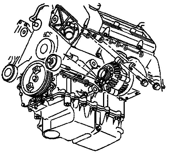 Need The Diagram For Serpentine Belt Replacement And The