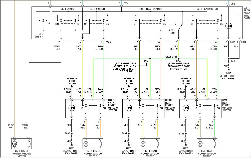 Wiring Diagram  14 2002 Ford Explorer Fuse Box Diagram