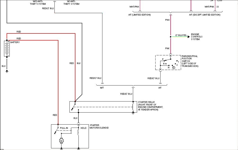 What Are The Wiring Schematics For A 1993 Ford Explorer