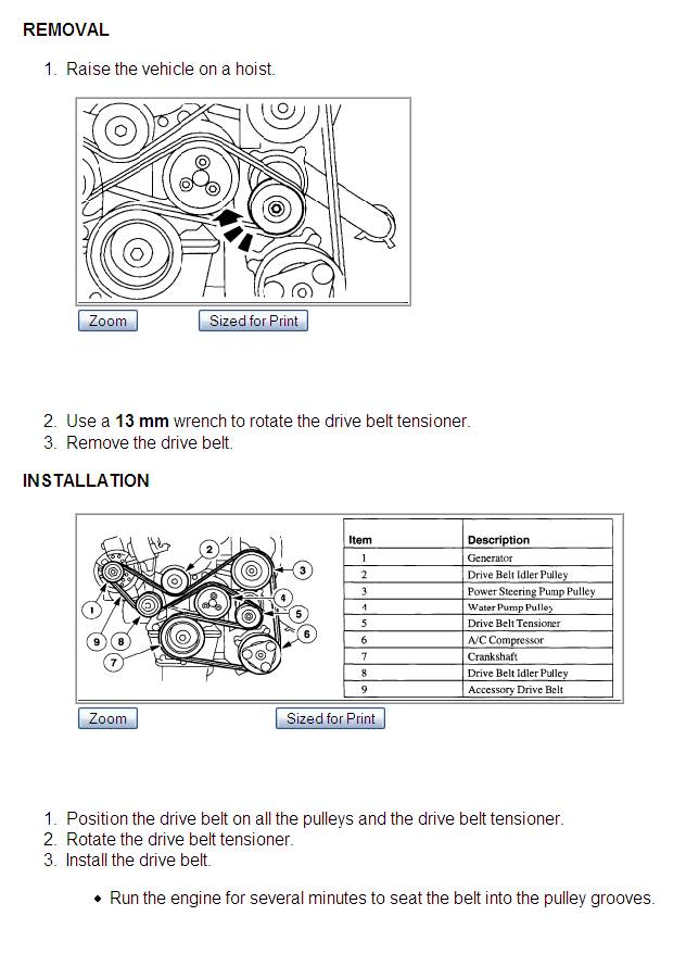 I need the serp belt diagram for a 1998 ford escort zx2 2 ...