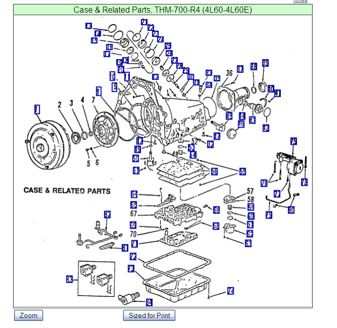 How Do You Get Access To The Torque Converter Bolts On A 1996 Chevrolet S10 4x4 With The Tcc