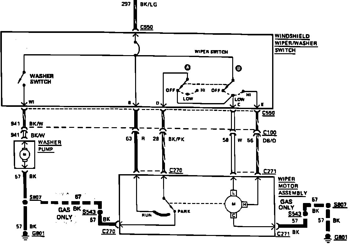 87 f150 wiring diagram