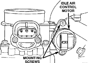 WHAT IS CAUSING MY JEEP TO DIE (STALL) AT IDLE RPM'S, OR UP TO 1200