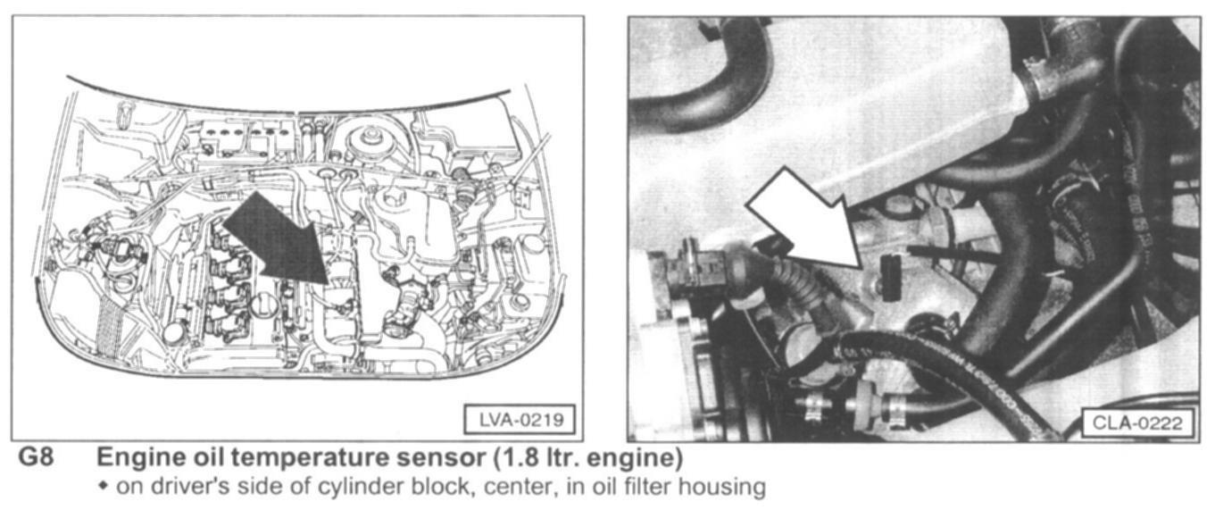 2000 A4 18t Atw Enginenonfunctioning Oil Temp Gaugecan Rhjustanswer: Oil Temp Sensor Location At Gmaili.net