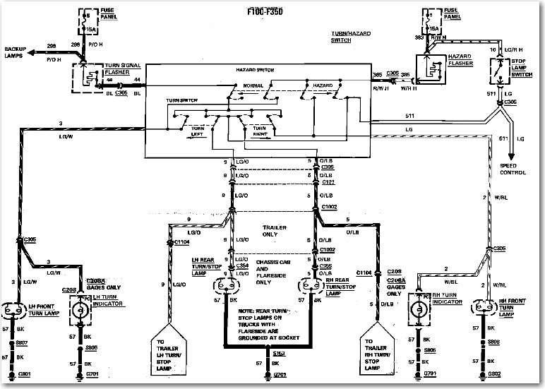 i have a 1983 f150 with the following problem, i have ... 1978 ford f 150 wiring diagram 1983 ford f 150 wiring diagram