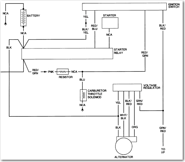 1970 ford f100 charging system wiring diagram design of electrical1970 ford  f100 charging system wiring diagram