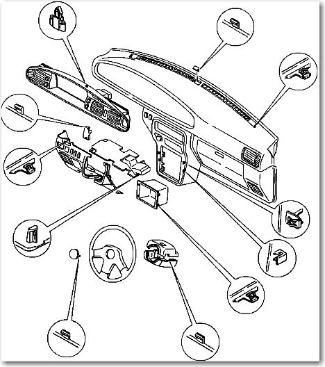 How Do I Remove The Heater Core On A 1989 Mazda 626 2 2 L