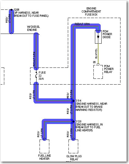 1997 Ford F250 Powerstroke 7 3 Wiring Chart
