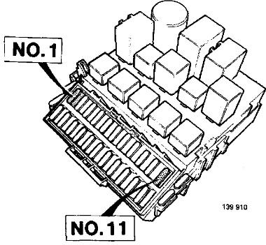 Wheres The Inertia Switch On A 1989 740 Turbo