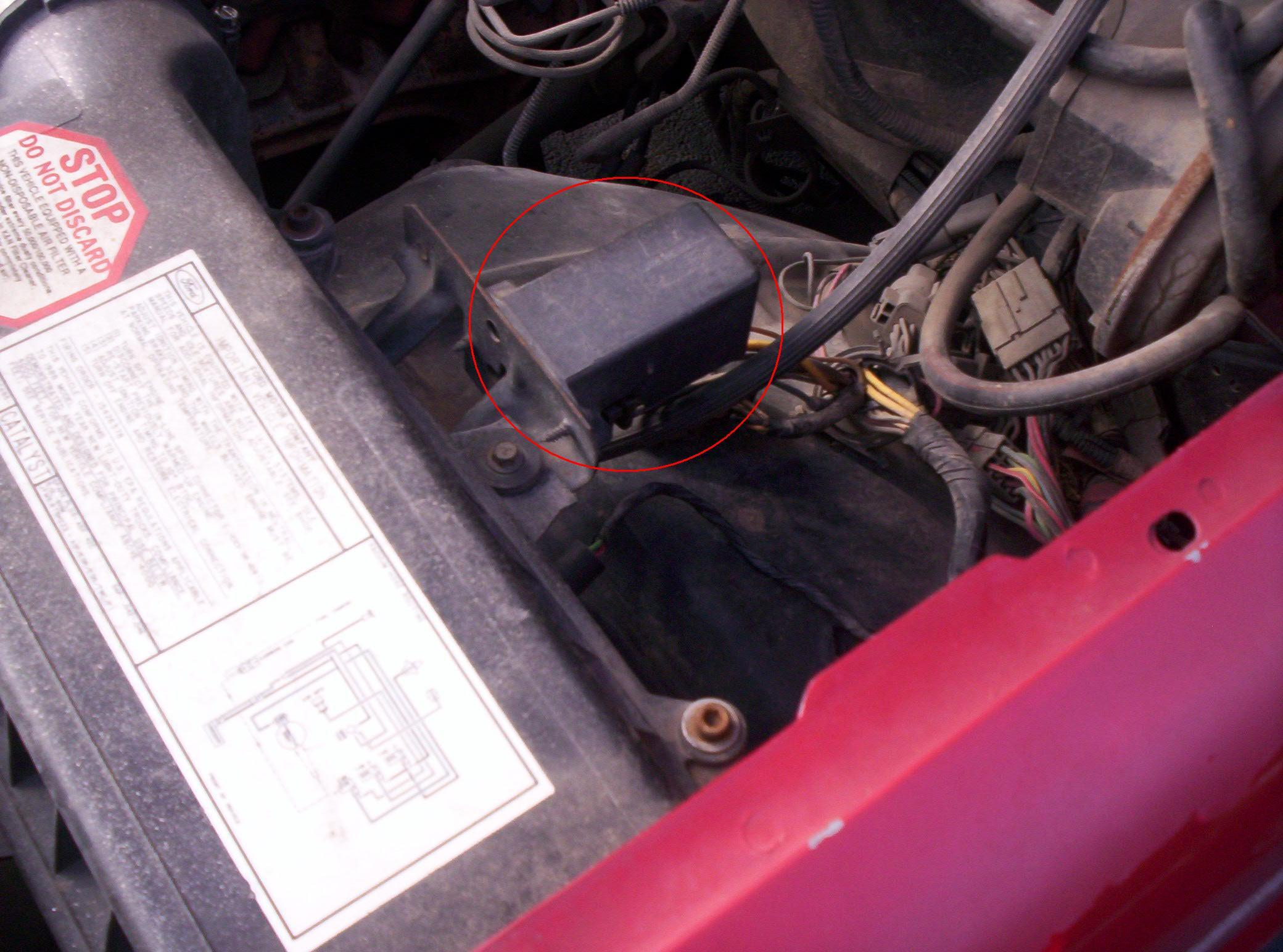 1992 Ford F 150 Fuel Pump Wiring Diagram Library 1990 F53 After My Vehicle Stalled And Would Not Start I Got Memory Code 87 Rh Justanswer Com
