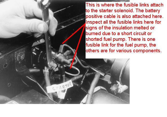1987 ford f150 starter solenoid wiring diagram