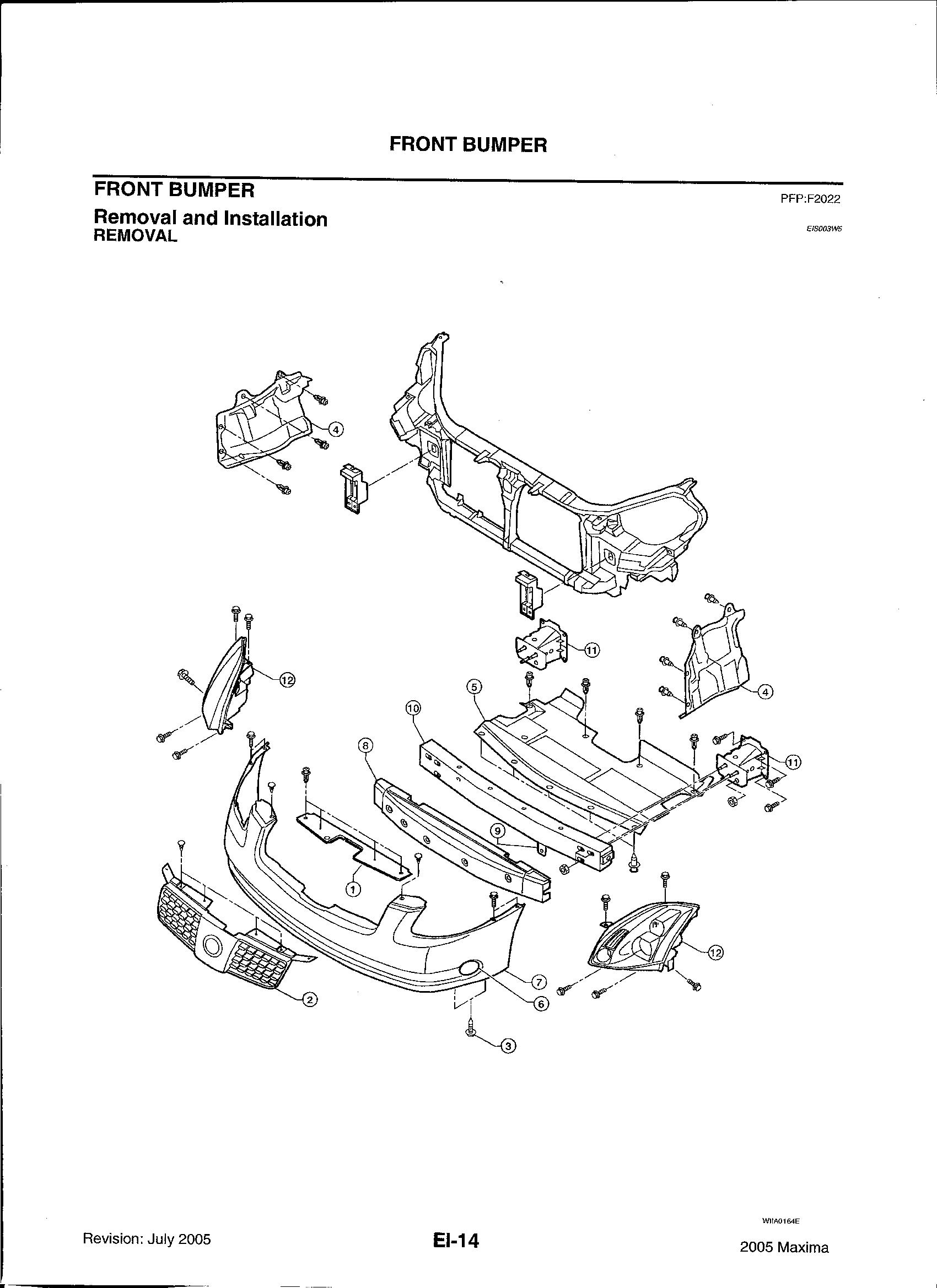 how do i change the headlight bulb on a 2005 maxima porter Indicator Light Wiring Diagram