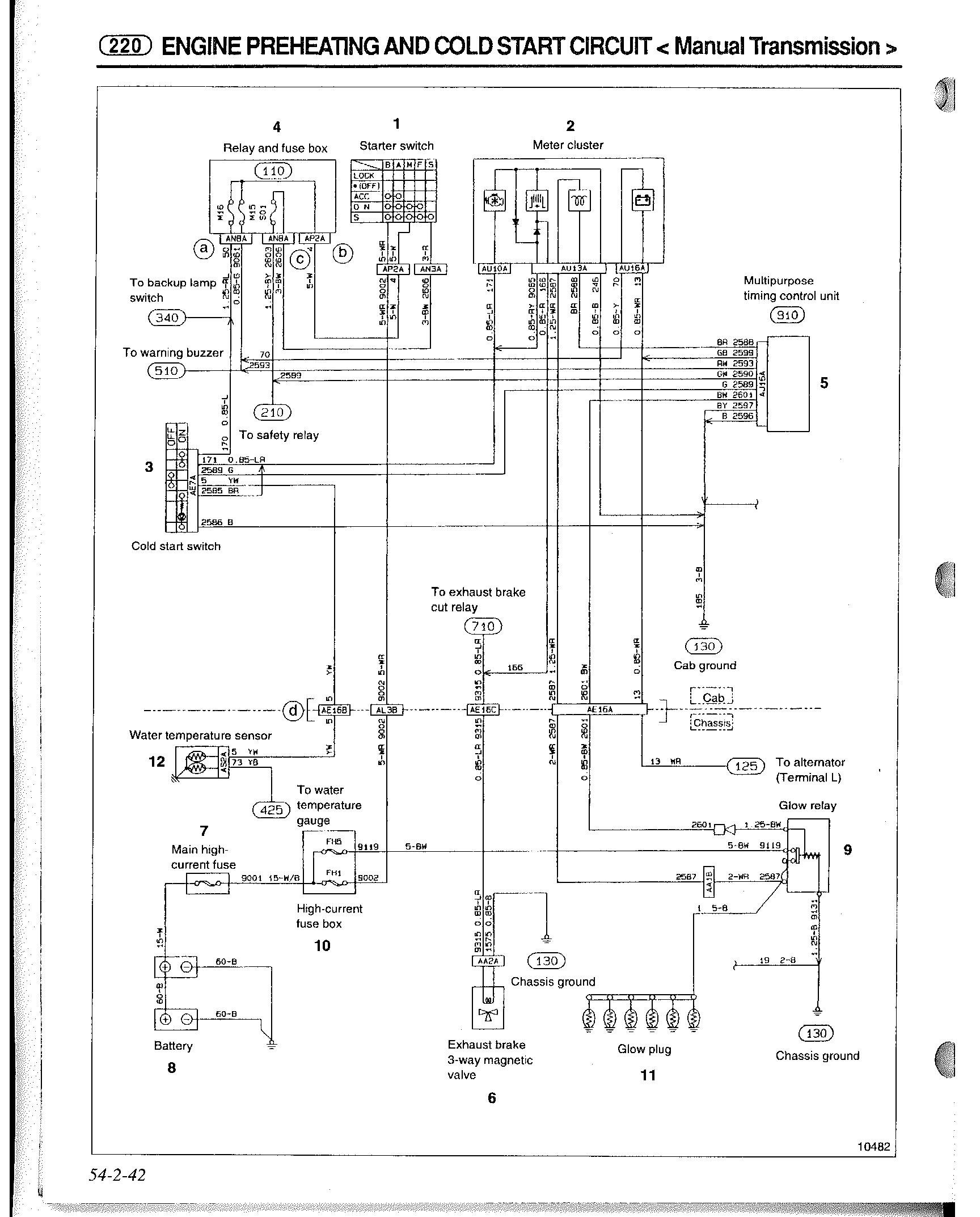 I U0026 39 M Looking For The Wiring Schematic For A 1992 Mitsubishi