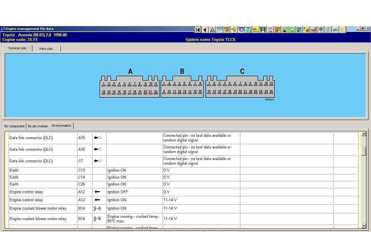 3sfe wiring diagram 5 20 sg dbd de \u2022need ecu pinout for 3sfe engine  number