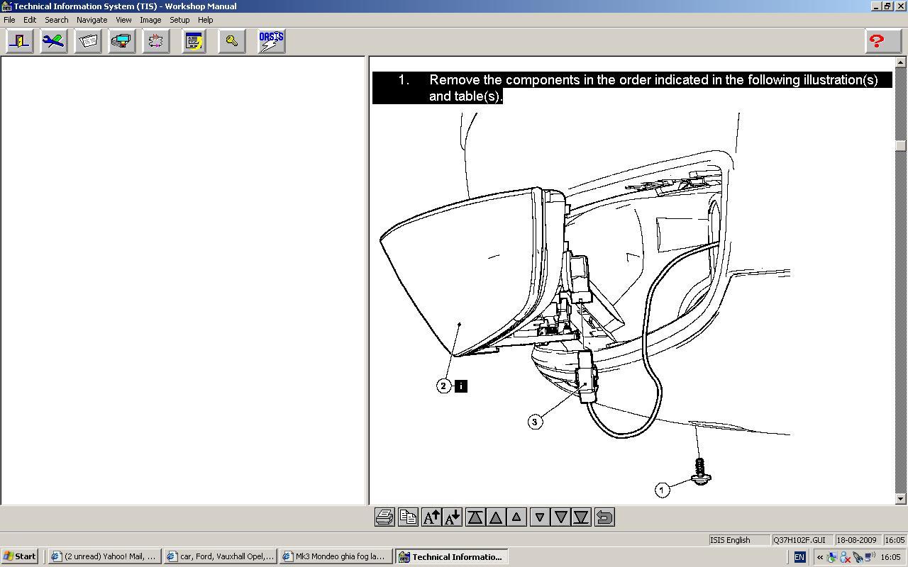 ford focus 2013 workshop repair manual