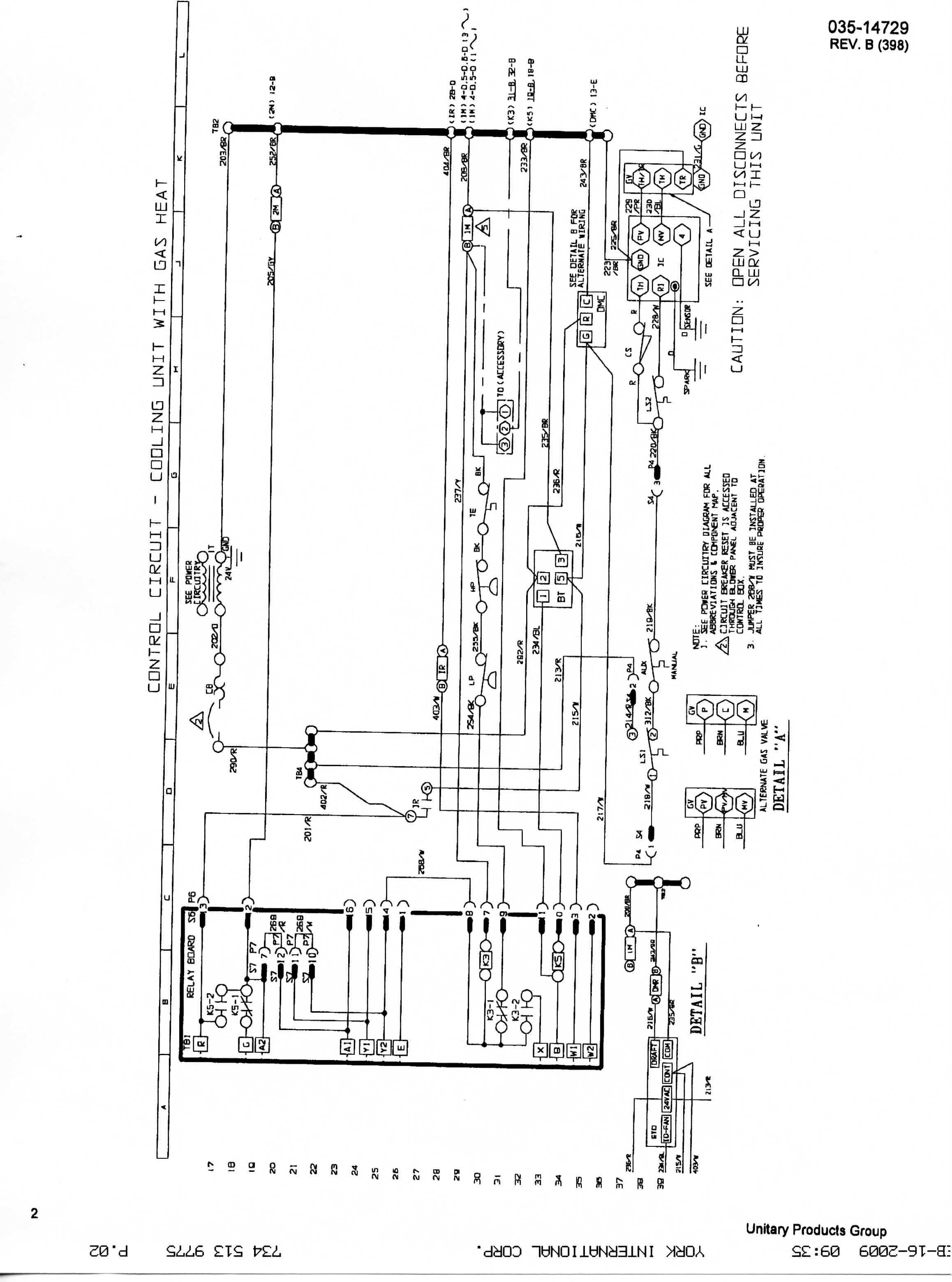 York D7cg Wiring Diagram - Wiring Diagram
