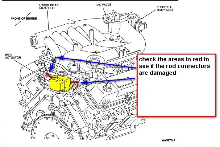 My 2001 windstar, runs rough (engine misfires) upon