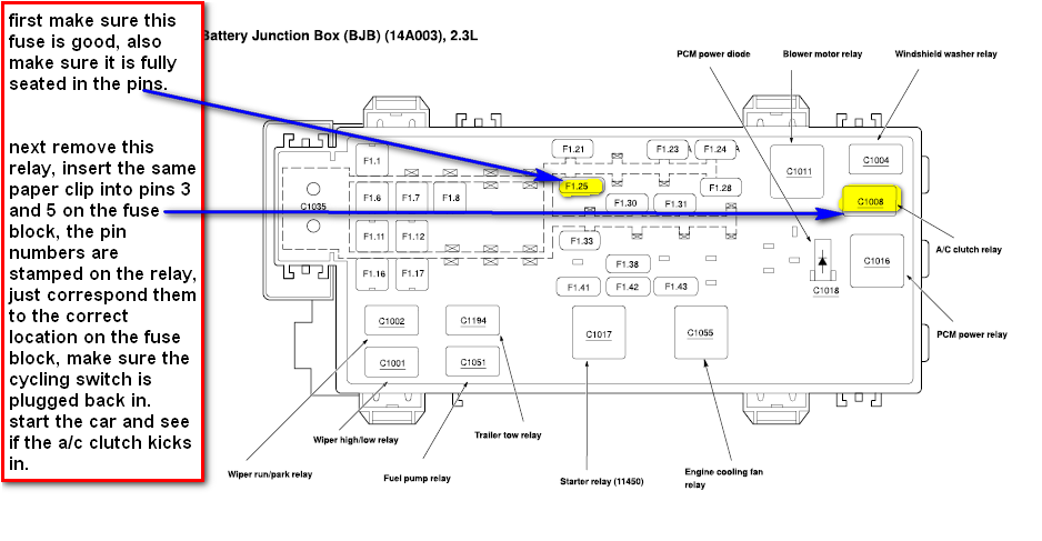 1994 mazda b2300 fuse box diagram 2003 mazda b2300 fuse