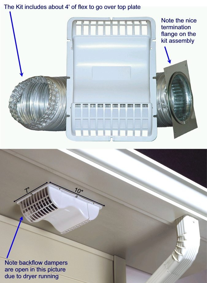 I Am Upgrading An Existing Bathroom Exhaust Fan Currently This Fan - Venting bathroom fan into attic