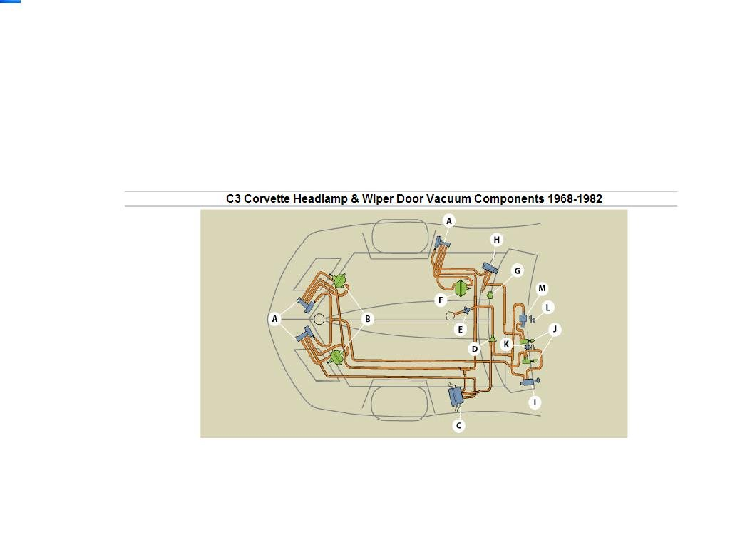 1969 Corvette Wiper Door Vacuum Diagram Electrical Wiring 1957 Chevy I Have A 1968 And Having An Issue With The System 1954