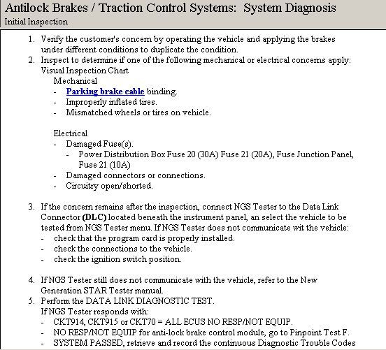 What Fuse Position Is The Traction Control Fuse On A 1998