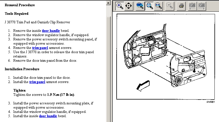 1998 Oldsmobile Bravada Wiring Diagram