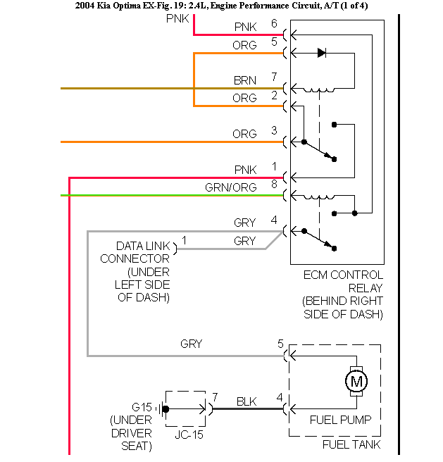 where is reset button for 2004 kia optima wiring diagram for 2004 kia optima  radio wiring diagram for 2004 kia optima wiring diagram for 2004 kia optima #7