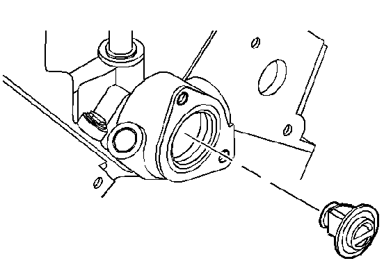 how do i replace the thermostat on an  u0026 39 01 aztek