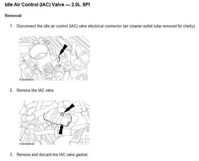 Where Is The Ford Focus Idle Air Control Valve Locatedrhjustanswer: 2003 Ford Focus Iac Valve Location At Gmaili.net