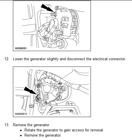How Do I Take Out The Alternator Of My 2001 Lincoln Ls 3 9 Liter V 8 I Have Been Trying To Buy The Aftermaket Manuals