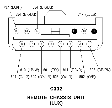 I need the wiring diagram for a 1996 ford explorer radio wiring graphic asfbconference2016 Images