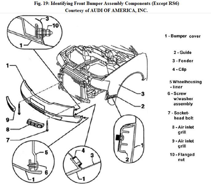 Graphic: 2001 Audi A6 4 2 Engine Diagram At Sergidarder.com