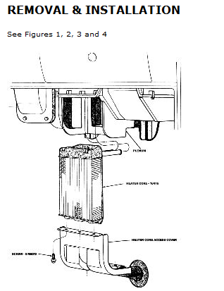 ford ranger heater hose diagram