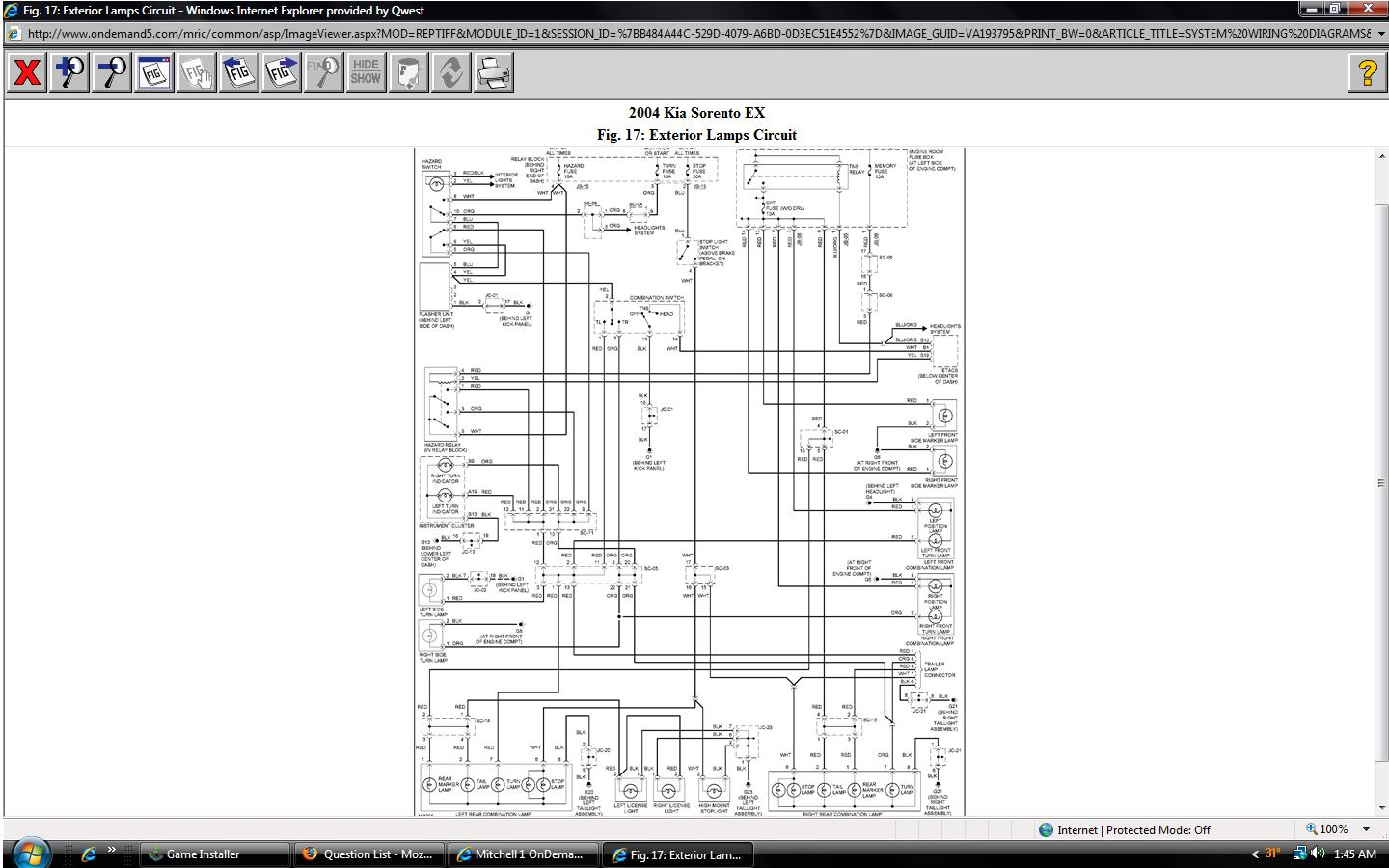 Is A Wiring Diagram For Adding Trailer Brakes To A 2004