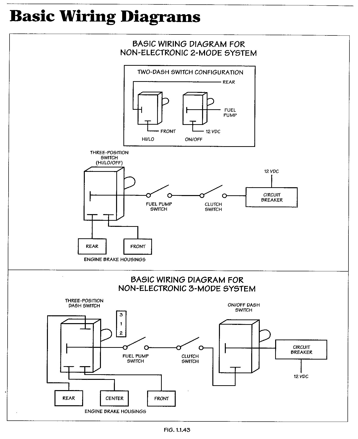 Cummins N14 Wiring Diagram Data Diagrams Qsm11 I Need A For 400 Cummings Jake Brake Is Celect Schematic