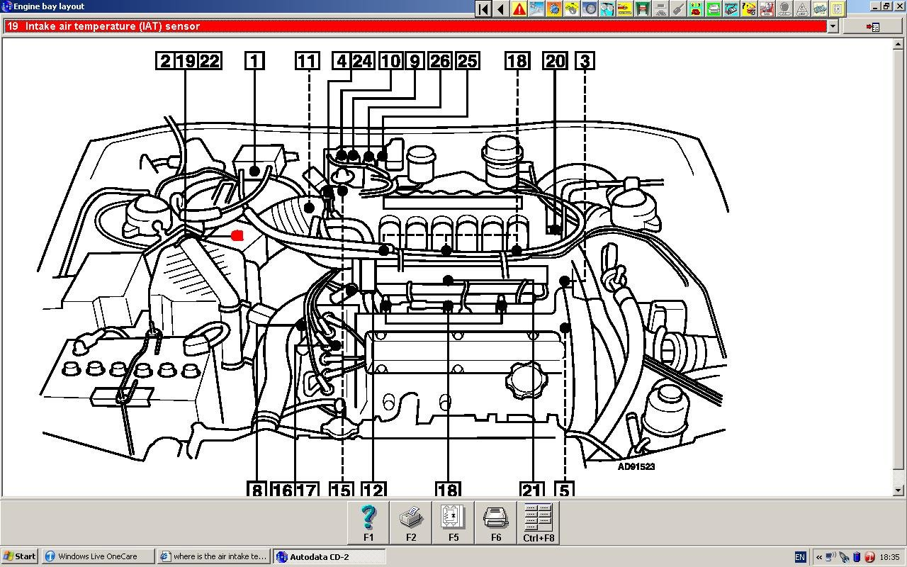 where is the air intake temp sensor in a mitsubishi fto on Alternator Wiring Diagram for mitsubishi fto wiring diagram #10 at Westinghouse Wiring Diagrams