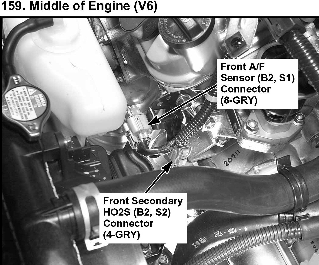 Nissan Crank Position Sensor Location On Wiring A Light Sensor Switch